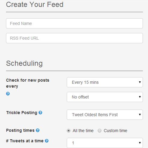 feed twitter
