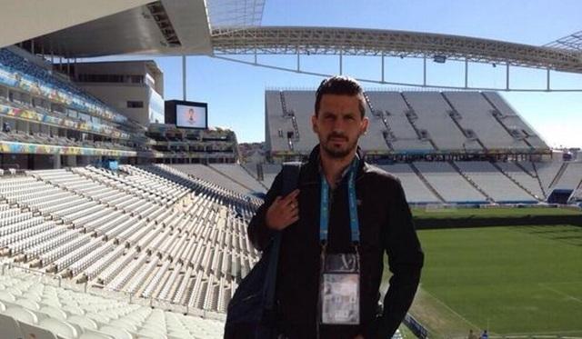 periodista argentino
