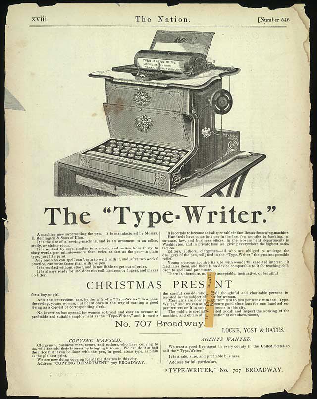typewriter-ad