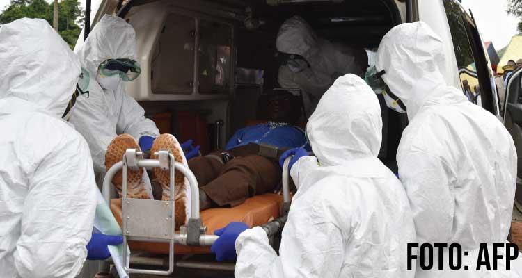 Ébola - AFP