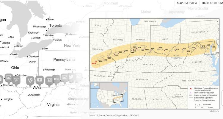 Una herramienta para llevar tus historias a un mapa