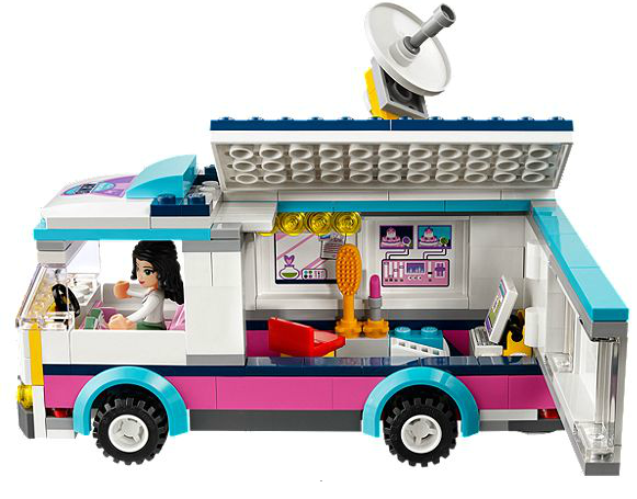 LegoFriends-News