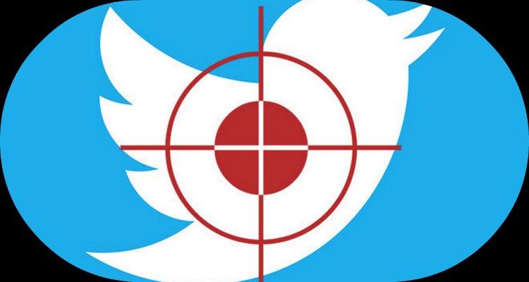 Twitter amenaza