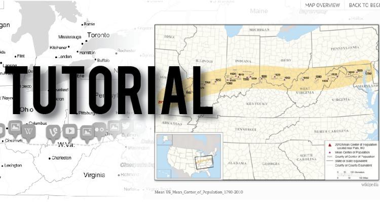 Tutorial De Cómo Crear Un Mapa Interactivo En Storymap Clases De Periodismo