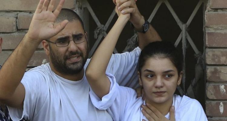 Activistas Egipto