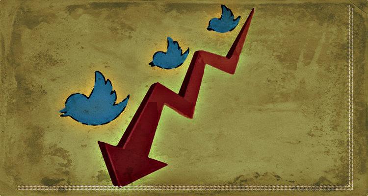 TwitterCaida