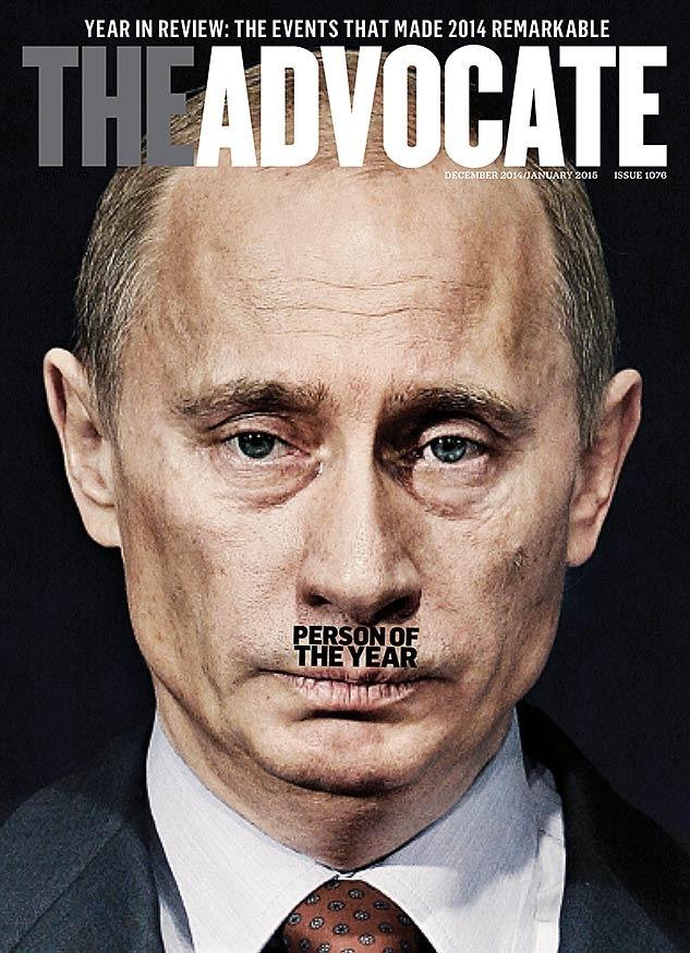 Putin portada