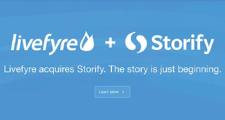 Storify-y-Livefyre