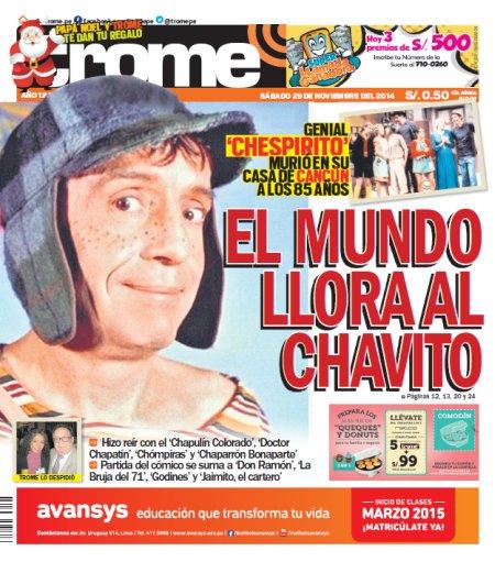 TROME CHAVO