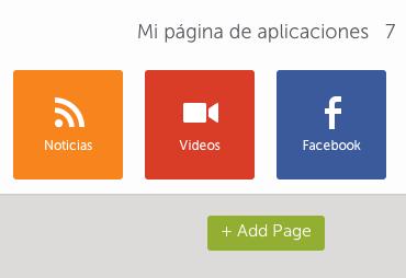 añadir app
