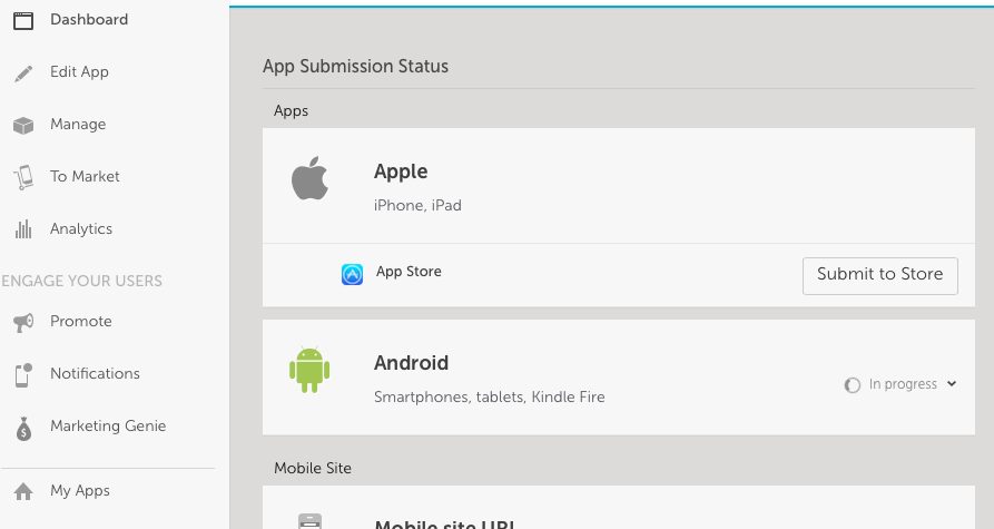 instalacion app