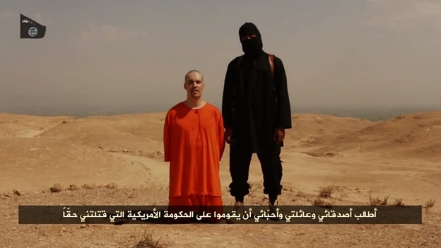 un-video-difundido-por-isis-muestra-la-decapitacin-de-un-periodista-estadounidense-desaparecido-en-2012