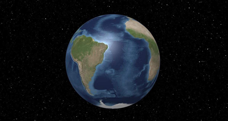 Mira Estás Increíbles Fotografías En 3d De La Tierra Clases De