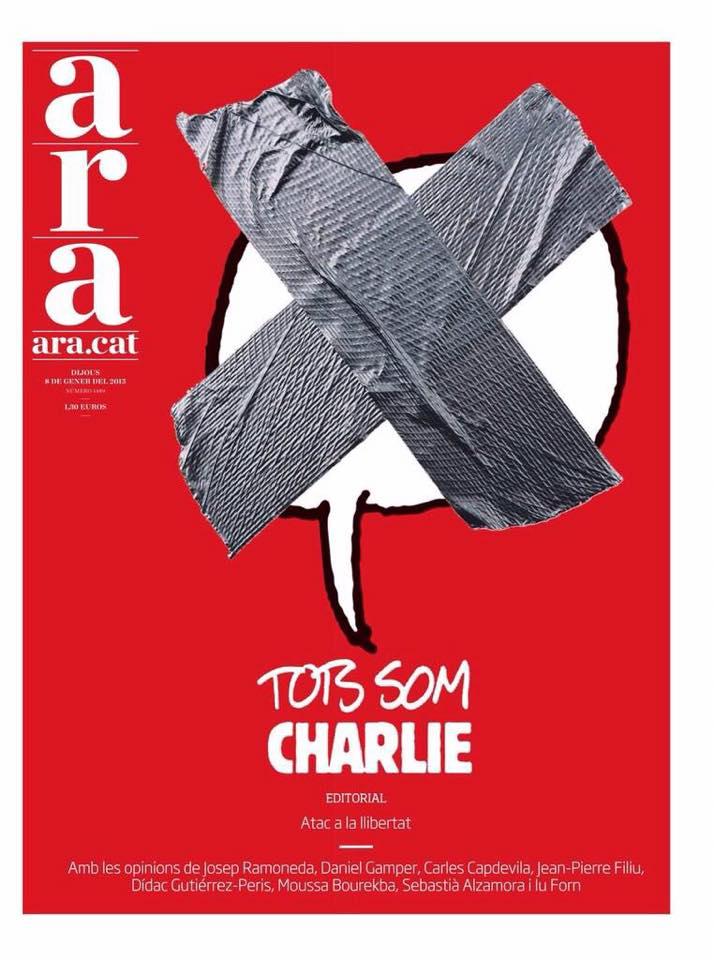 portadas charlie hebdo 12