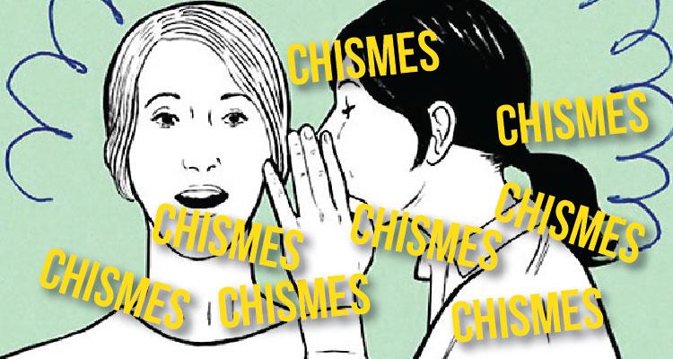 O o rinc n del chisme y otros cuentos o o for Chismes del espectaculo argentino 2015