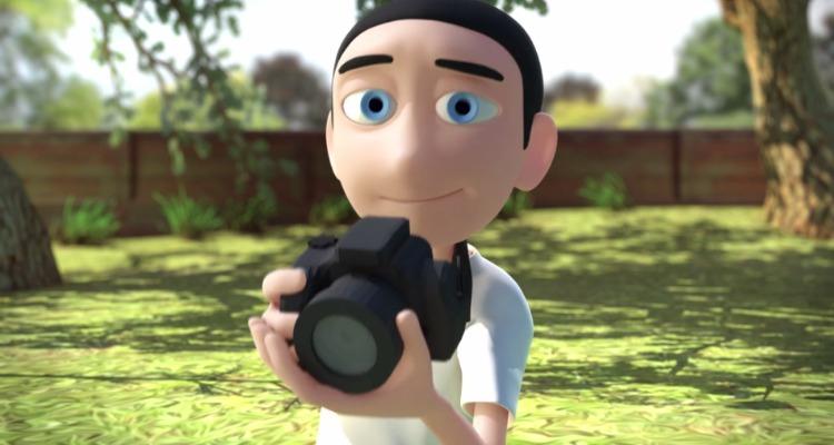 Mira este corto sobre el amor a la fotografía