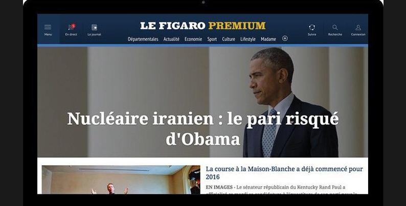 Le Figaro Premium