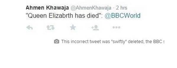 Tuit BBC