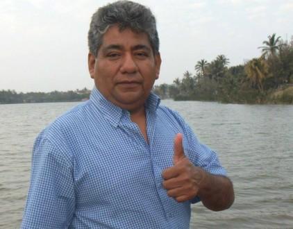 Periodista Mendoza Delgado