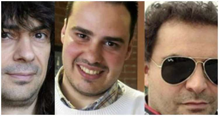 Periodistas en Siria