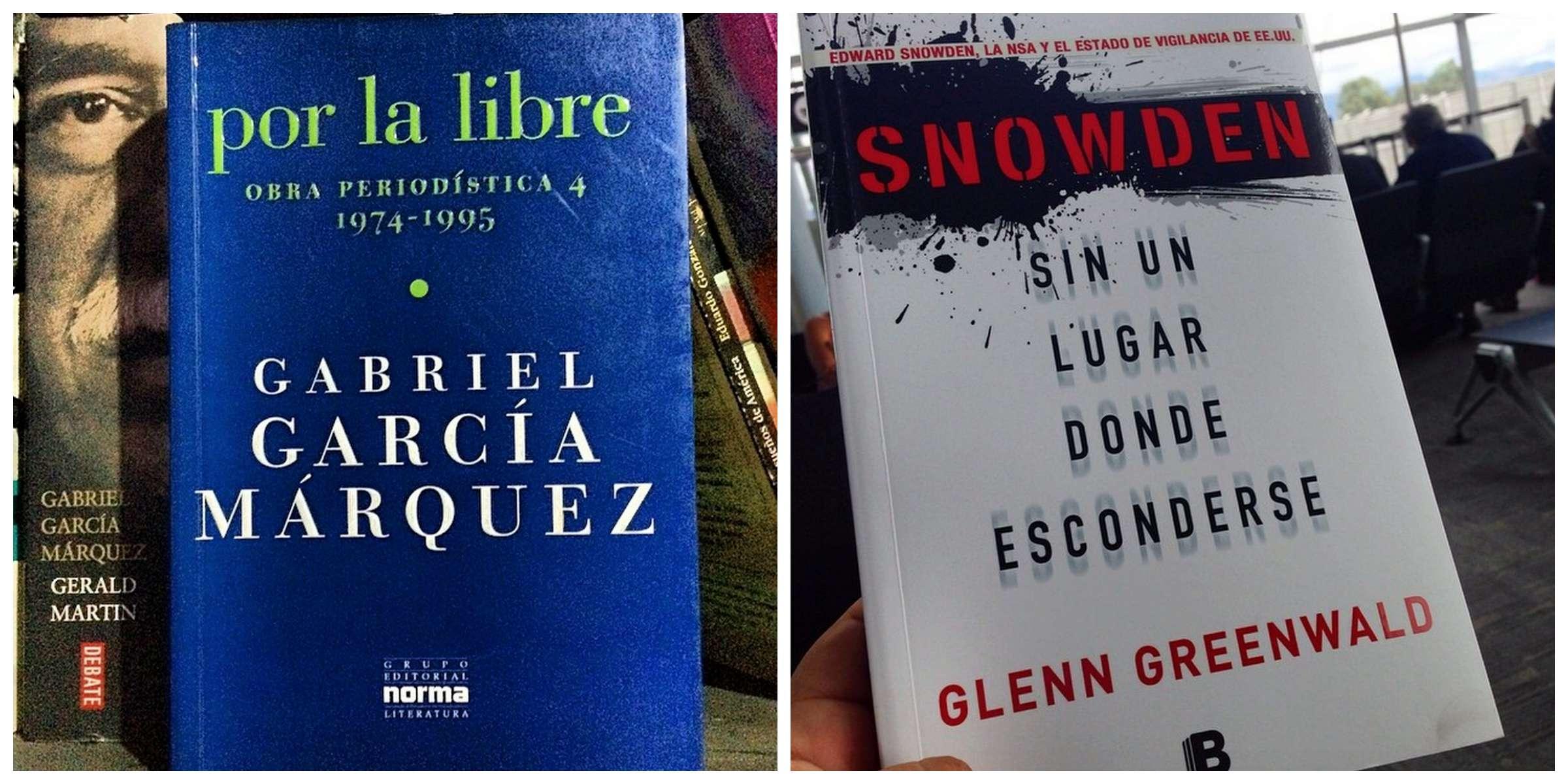 Periodistas libros