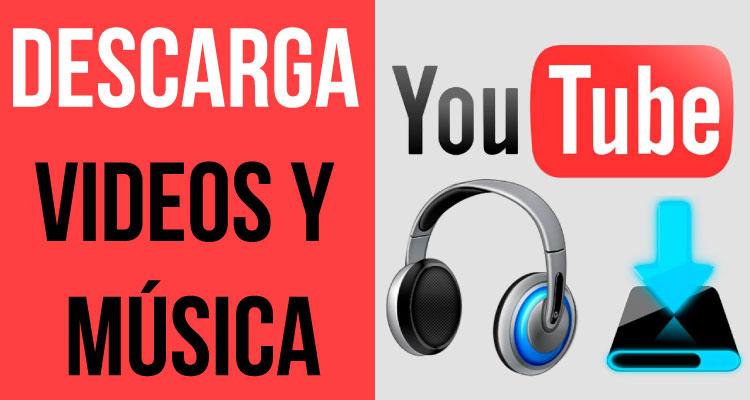 Cómo descargar videos de youtube usando la aplicación atube.