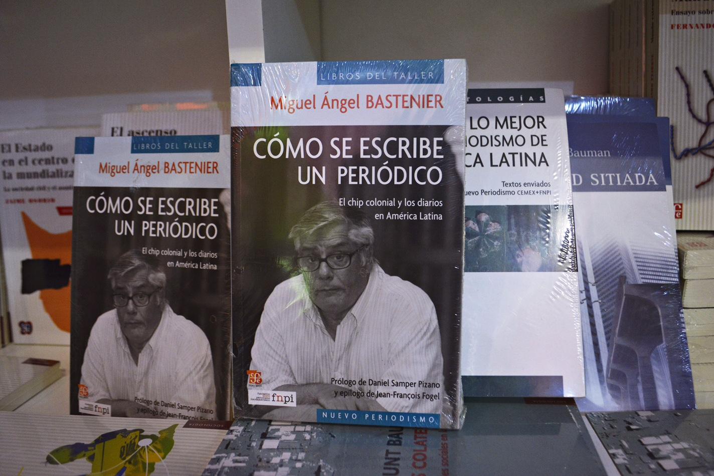 libros periodismo