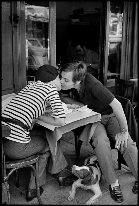 FRANCE. Paris. Boulevard Diderot. 1969.