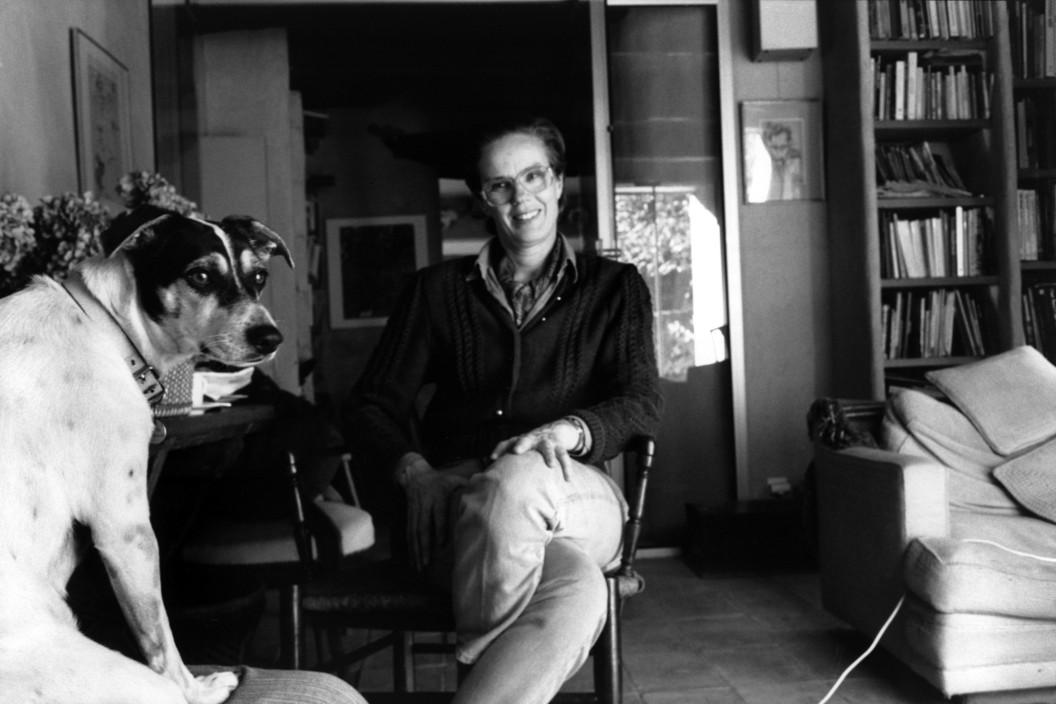 Photographer Martine FRANCK. 1994.