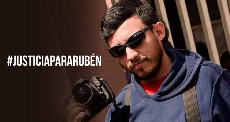 #JusticiaParaRubén