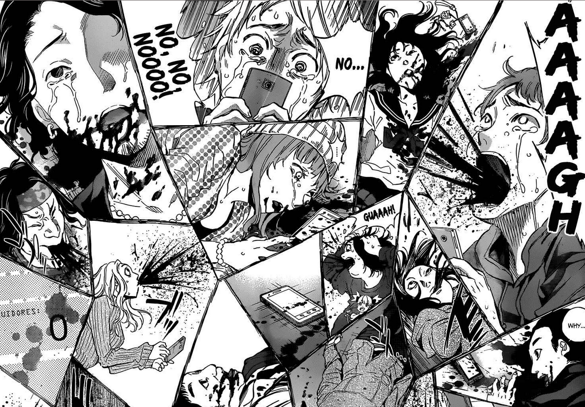 manga real account