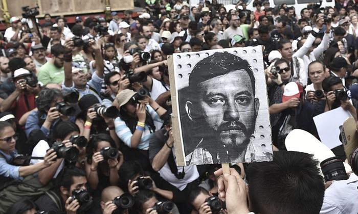 Photograph: Yuri Cortez/AFP/Getty Images
