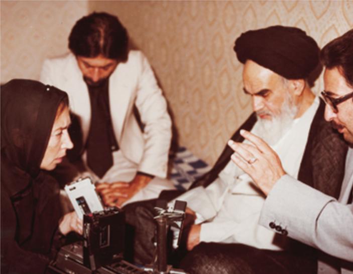 Banisadr_Fallaci_Khomeini