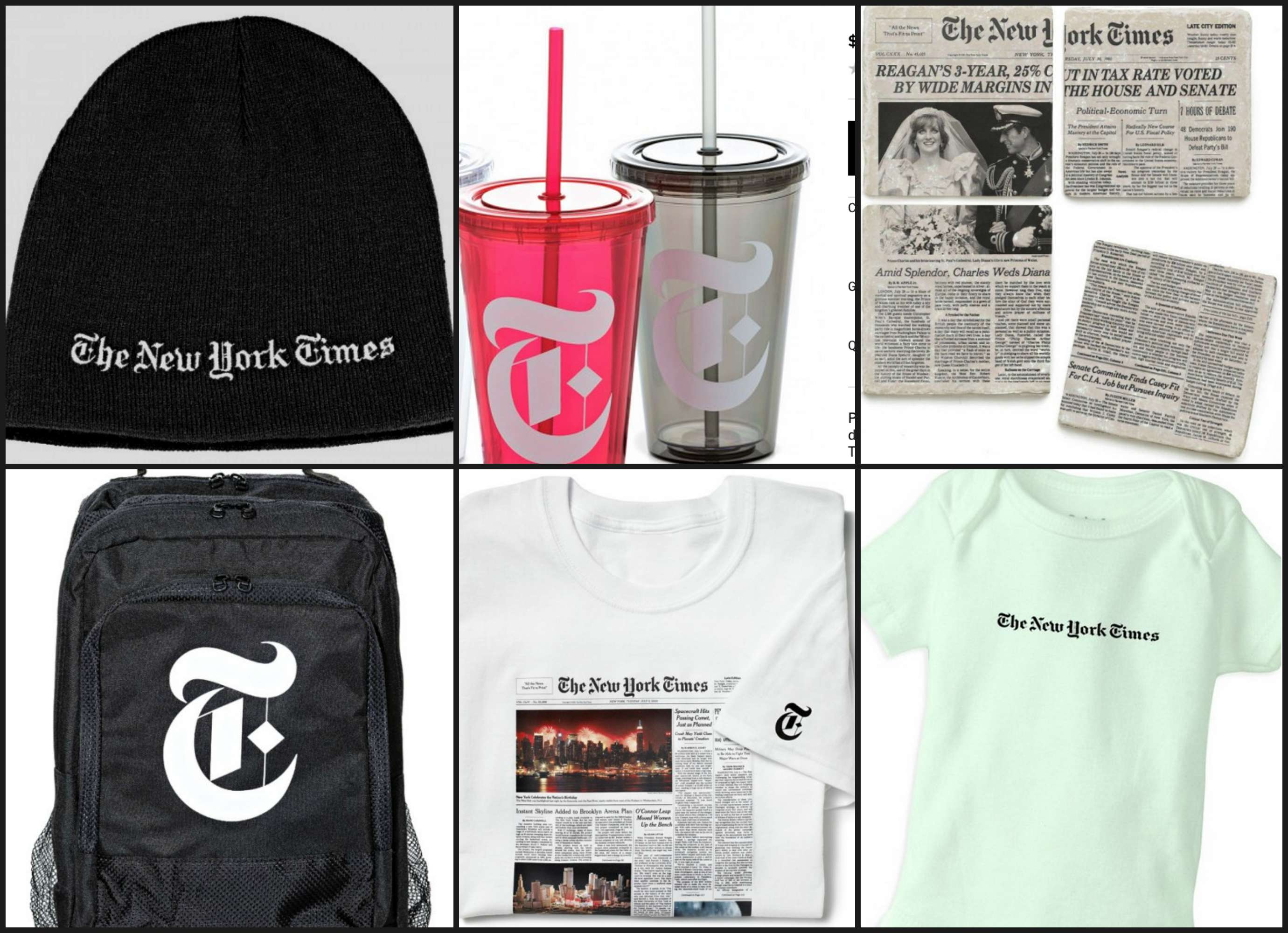 Tienda NYT