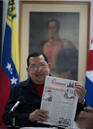 Chávez-y-el-Granma