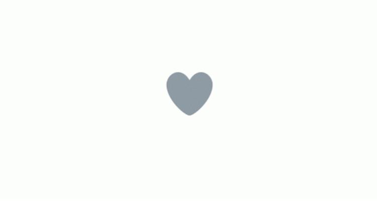 Corazón Twitter