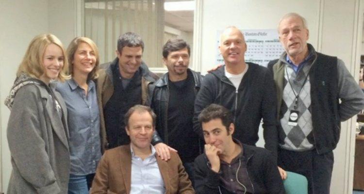 Periodistas y actores