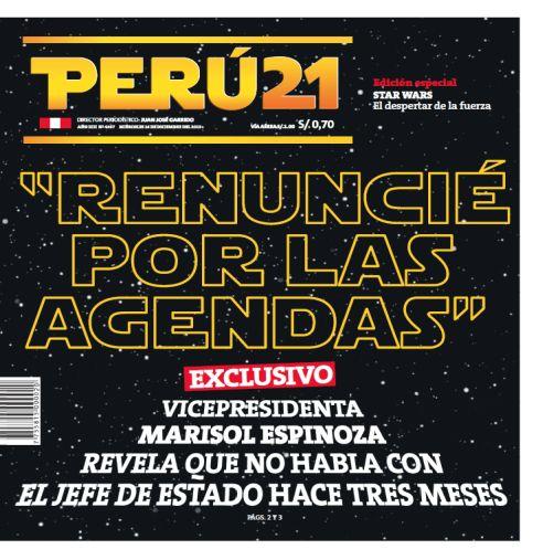 Portada peru21