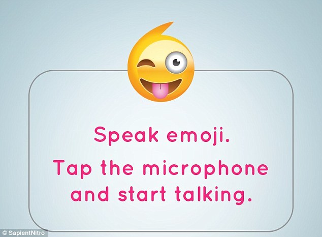 Speak Emoji
