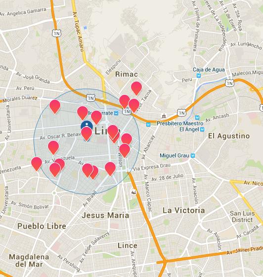 mapa de yomapic