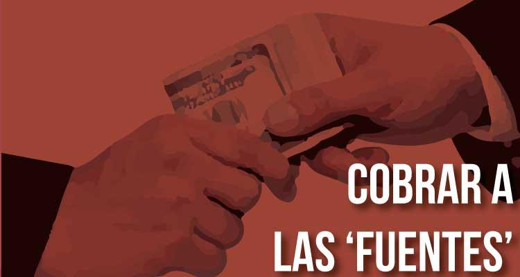 Las Tres Aberraciones del Periodismo  (periodismo y corrupción)