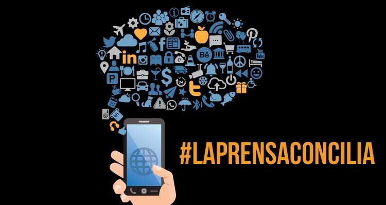 #LaPrensaConcilia
