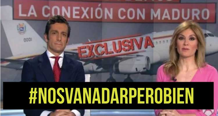 #NosVanADarPeroBien