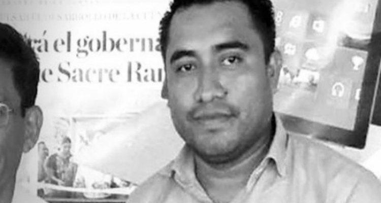 Periodista Oaxaca