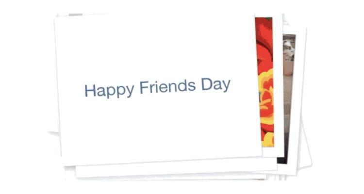 Dia Amistad Facebook