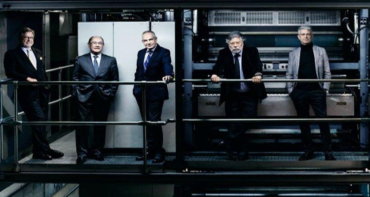 Directores de El País