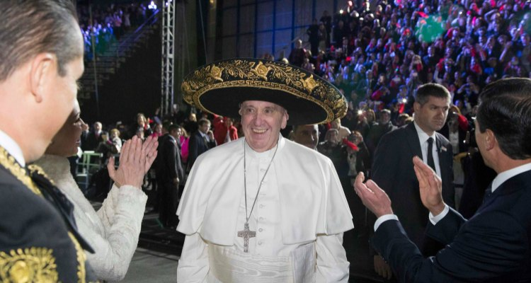 Papa en México