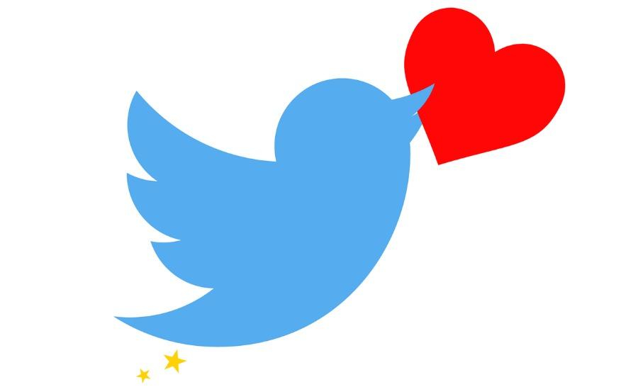 Interacciones del Me gusta de Twitter se han elevado en 27%