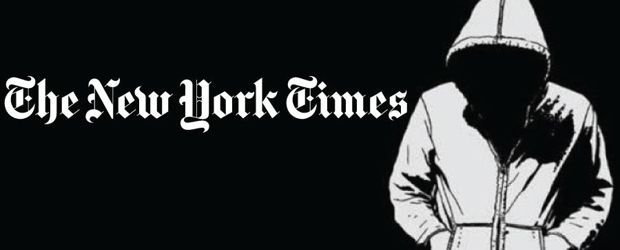 NYT ya no podría citar de forma anónima a los funcionarios públicos