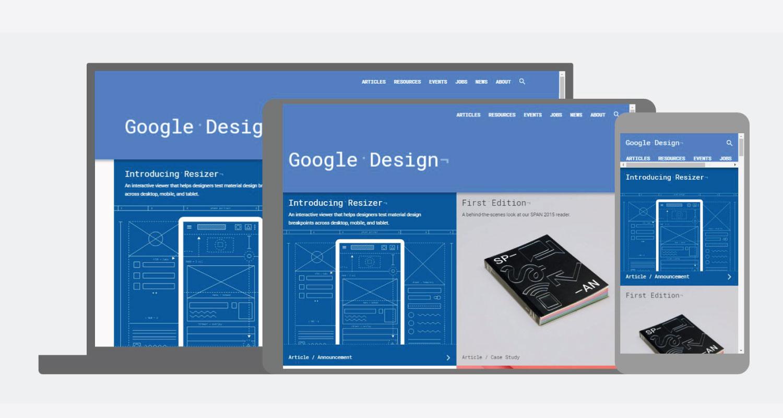 Esta herramienta te permite testear el diseño de una web